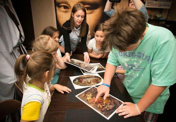 Фото до новини Квест-кімнати - корисні ігри для дітей