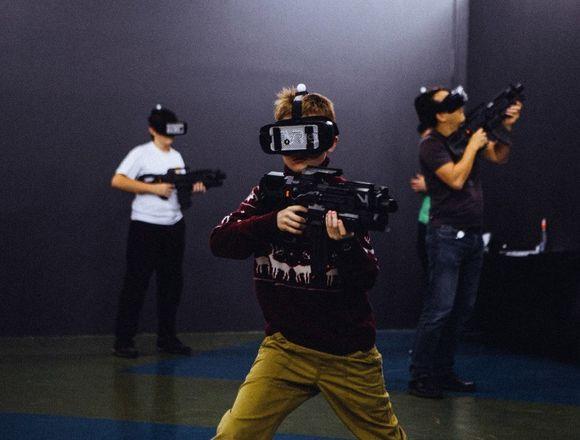 Фото к новости Квесты – виртуальные игры в реальности