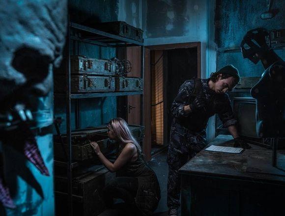 Фото к новости Квест-комната в Одессе