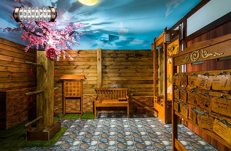 Фото квест кімнати Шлях самураю в місті Київ