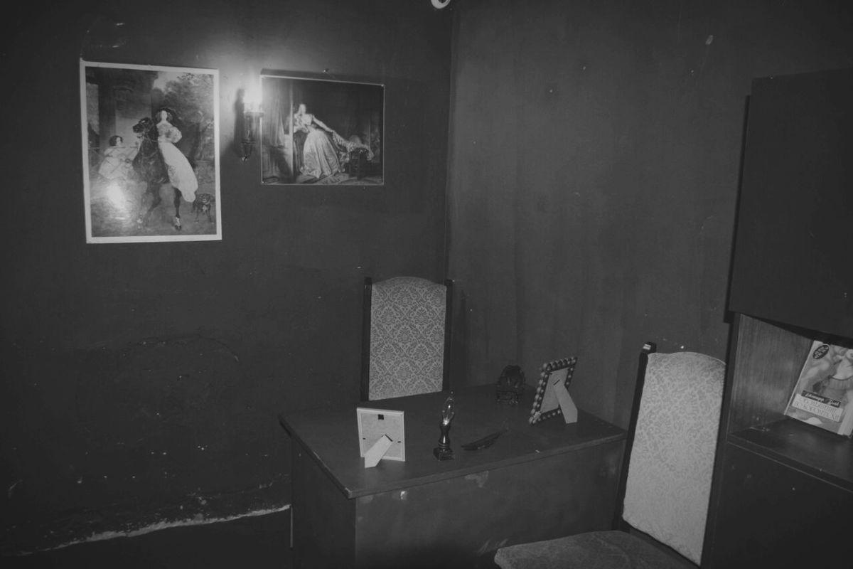 1 Фото квест комнаты Grand Guignol (Гран-Гиньоль) в городе Одесса