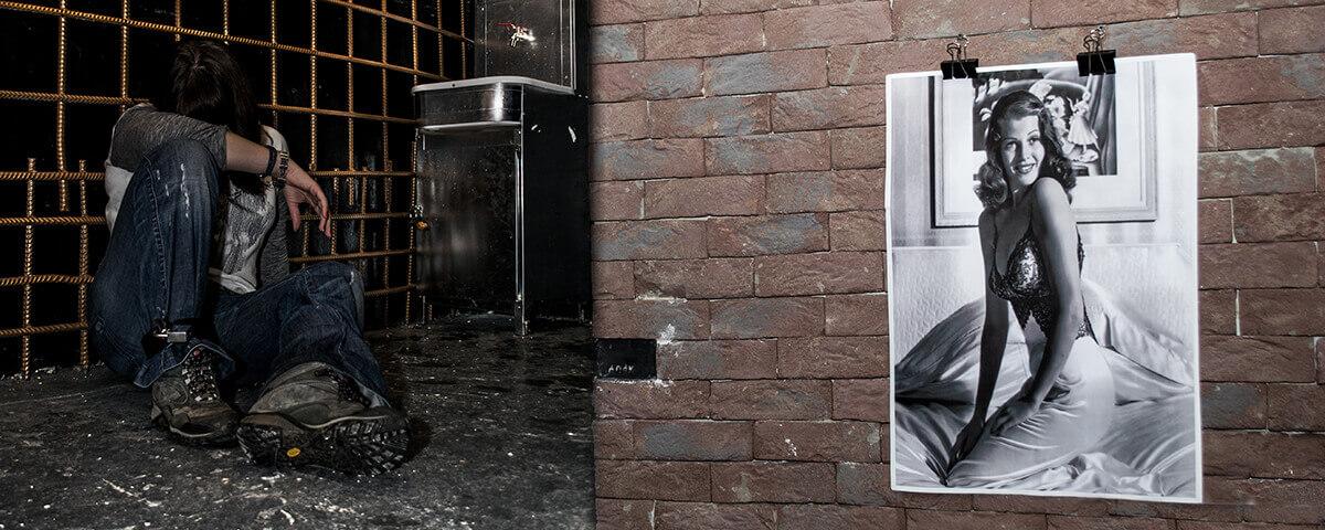 2 Фото квест кімнати Втеча з Шоушенка в місті Харків