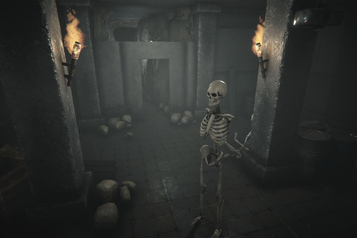 Фото квест комнаты Заброшенная шахта в городе Одесса