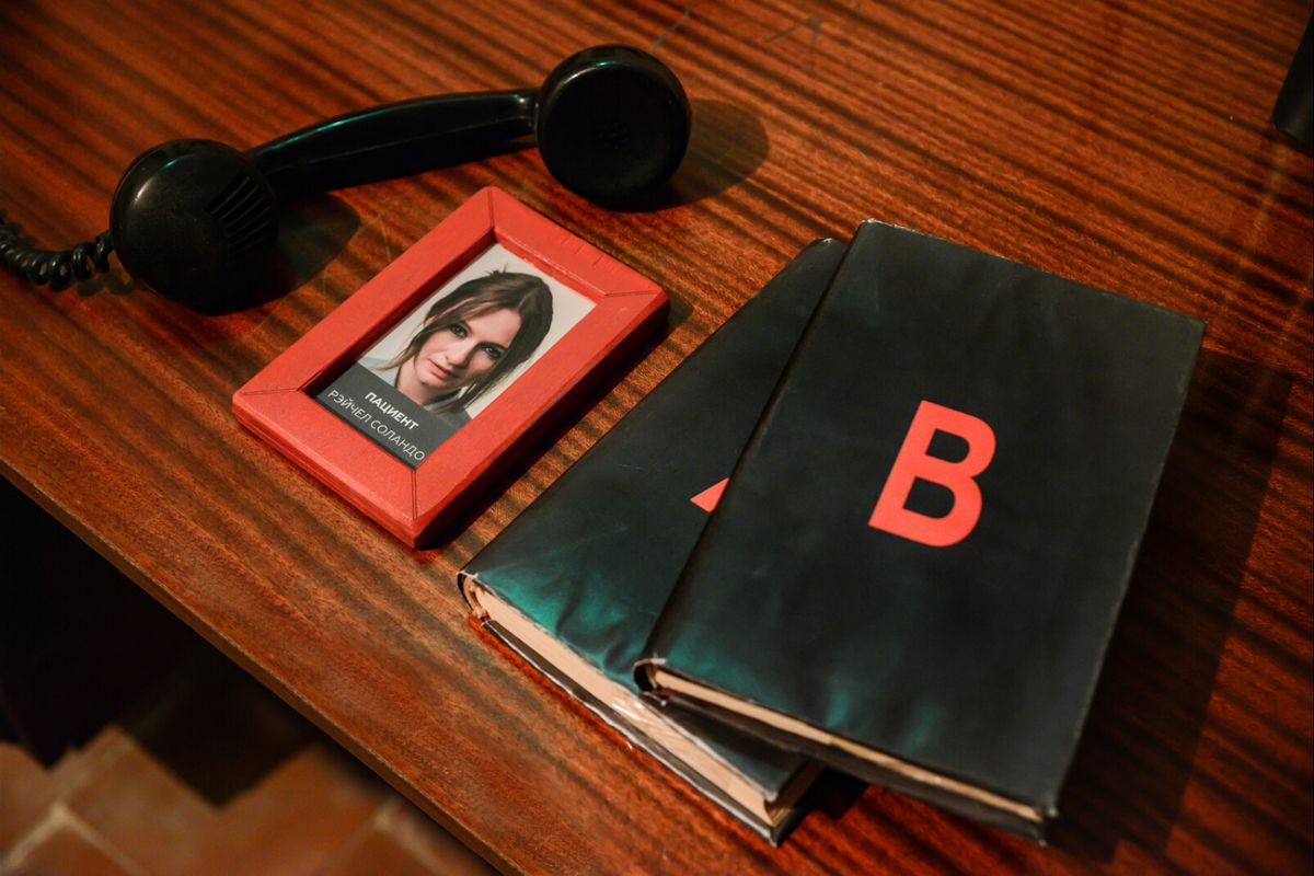 2 Фото квест комнаты Остров проклятых в городе Киев
