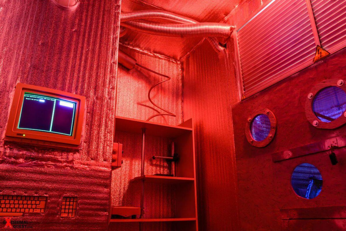 1 Фото квест комнаты Тайна Припяти в городе Харьков