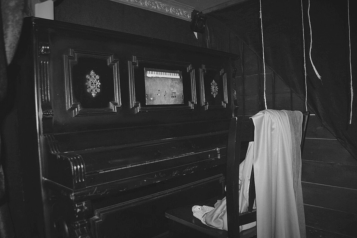 2 Фото квест комнаты Grand Guignol (Гран-Гиньоль) в городе Одесса
