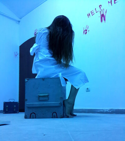 3 Фото квест комнаты Побег с психбольницы в городе Львов