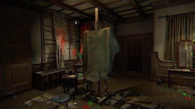 2 Фото квест кімнати Слої страху в місті Запоріжжя