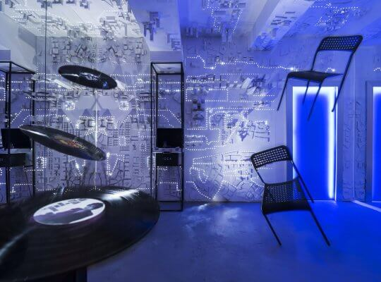 2 Фото квест комнаты Inception ( Начало) в городе Киев