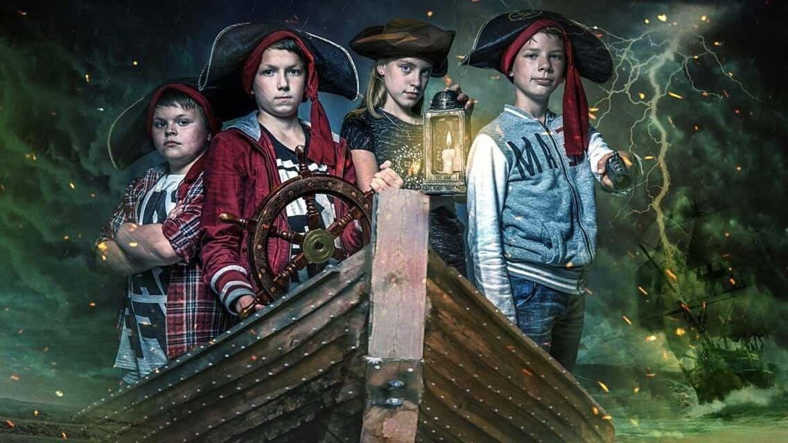 Картинка квест комнаты Корабль-Призрак в городе Днепр