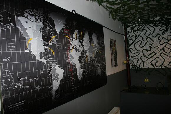 1 Фото квест комнаты Миссия Невыполнима: корейский синдром в городе Днепр