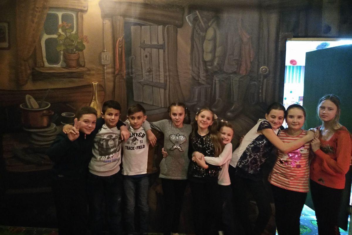 2 Фото квест кімнати Хранителі Легенд в місті Дніпро
