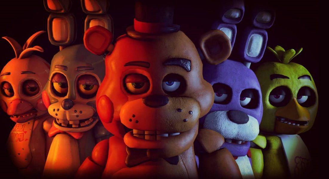 Картинка квест комнаты Пять ночей с Фредди (Five Nights at Freddy's) в городе Одесса
