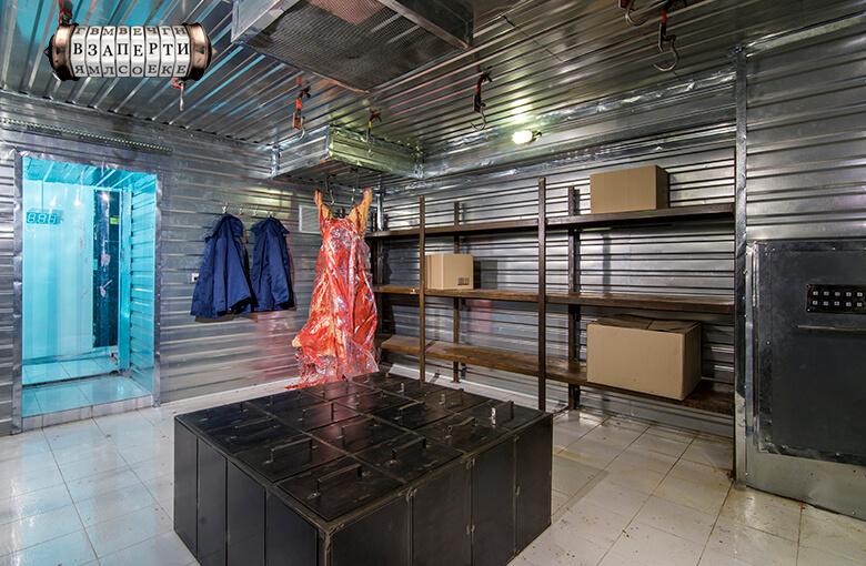 Фото квест кімнати Холодно до тремтіння в місті Київ
