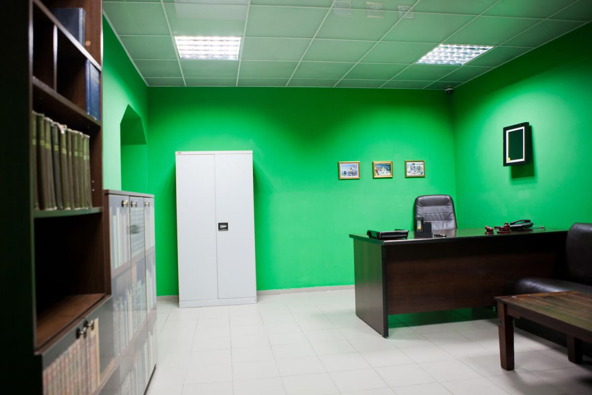 1 Фото квест кімнати Антикорупційне Бюро в місті Київ