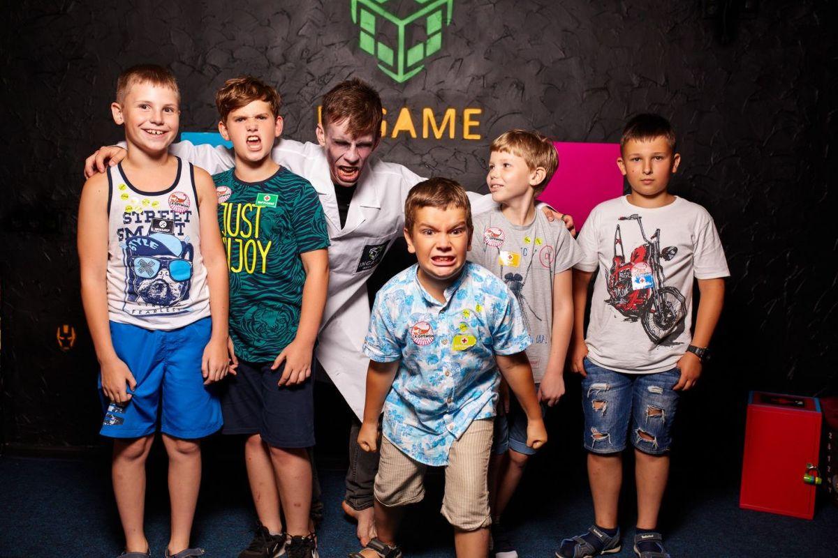 Фото квест кімнати Врятувати професора Харріса в місті Дніпро