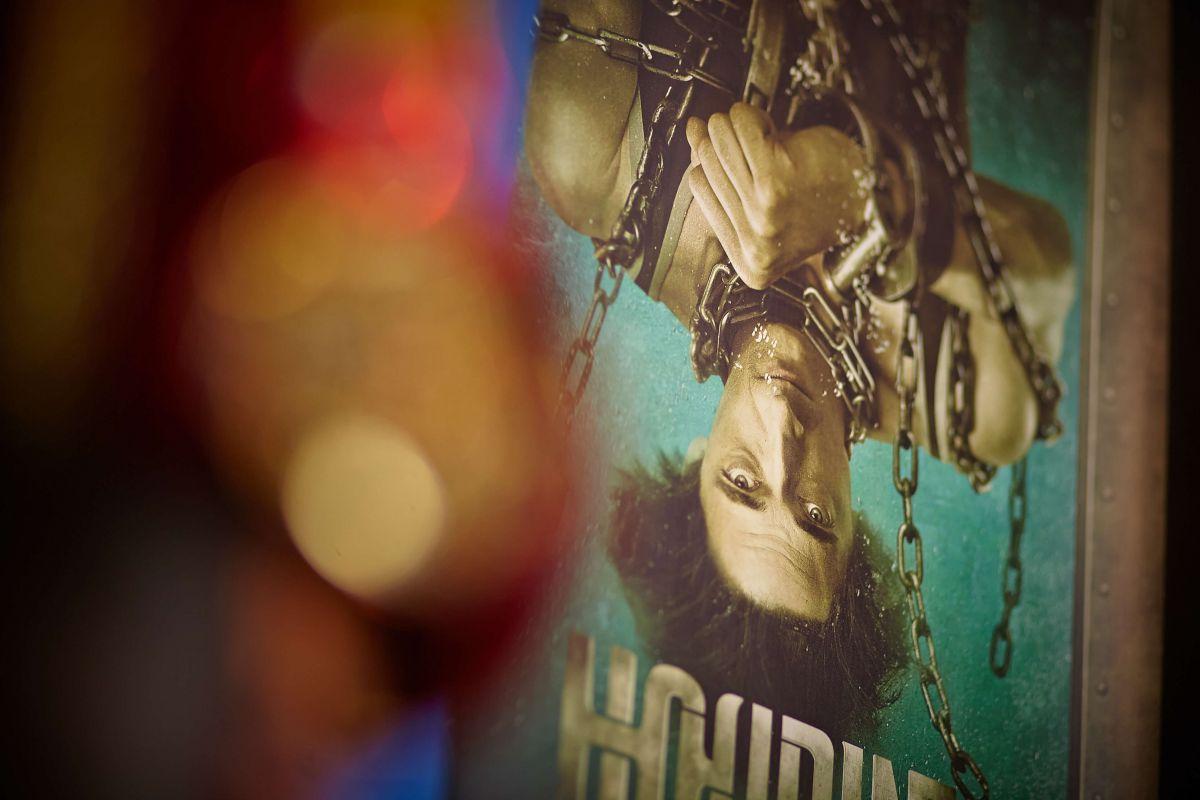 2 Фото квест комнаты Иллюзионист в городе Днепр