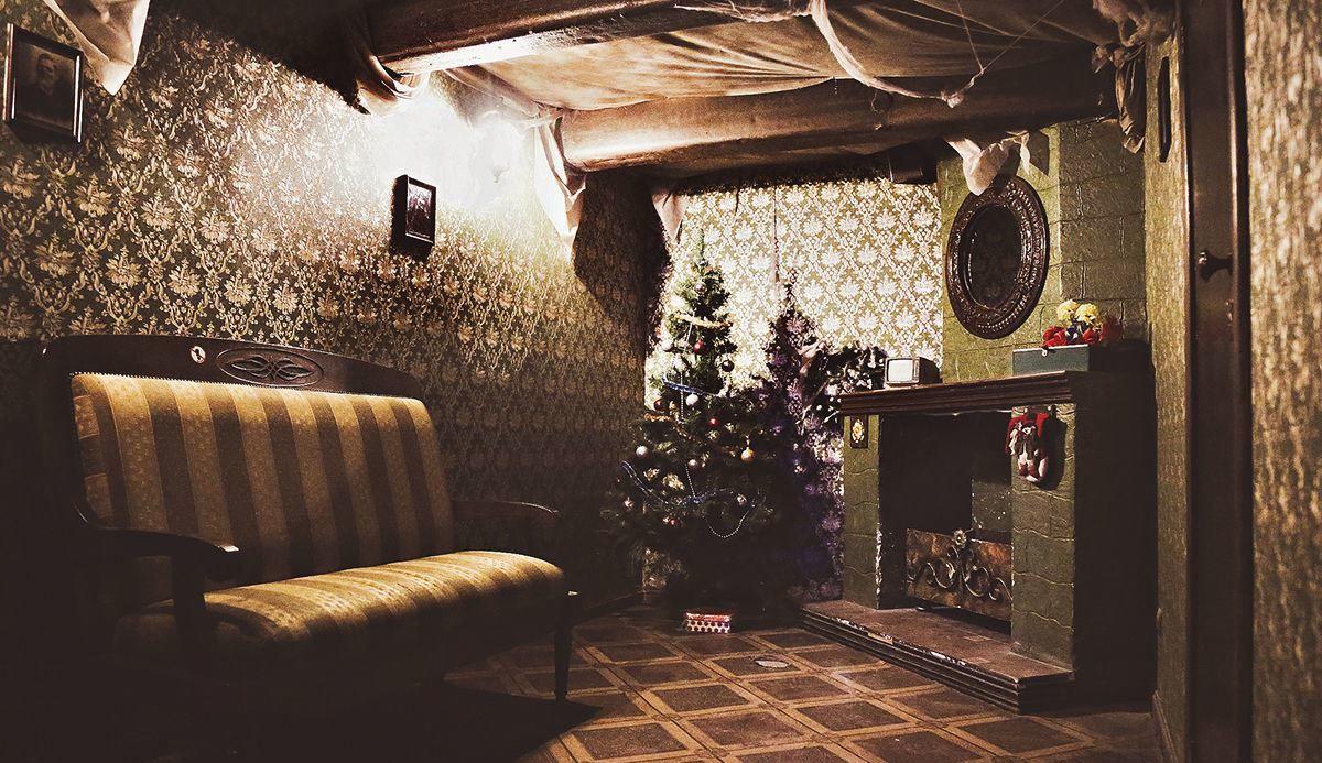 Картинка квест комнаты Хостел в городе Киев