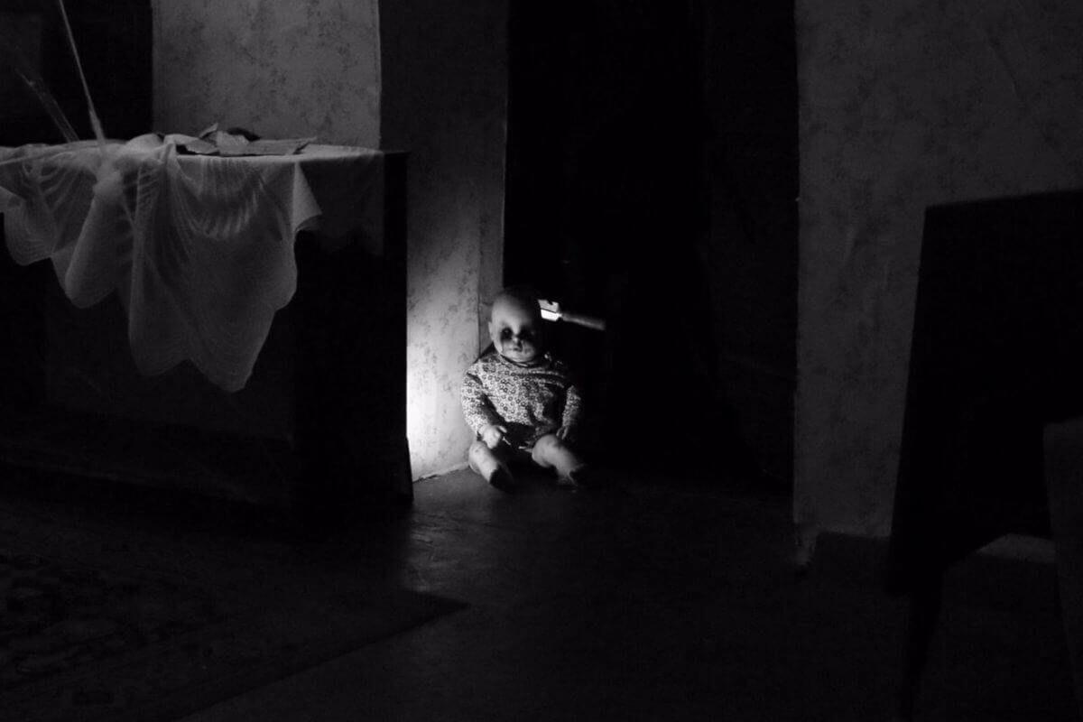 Картинка квест кімнати Нотатки одержимого в городе Запоріжжя