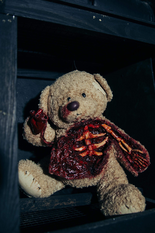 3 Фото квест комнаты Мрак. Миссия в темноте в городе Днепр