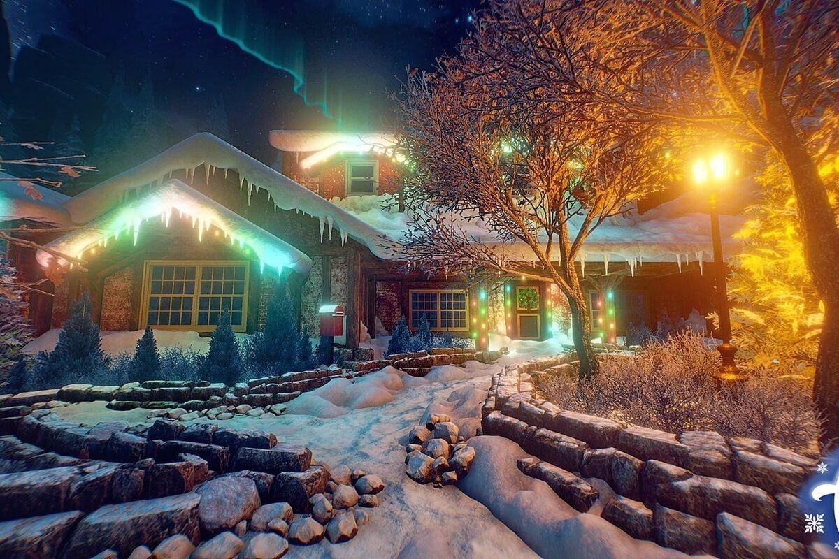 Фото квест комнаты Christmas (Рождественское приключение) в городе Одесса