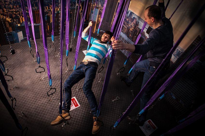 2 Фото квест комнаты Люди Х в городе Киев