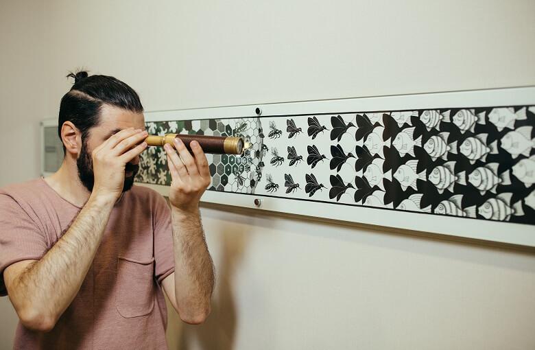 1 Фото квест кімнати Музей неможливих фігур в місті Київ
