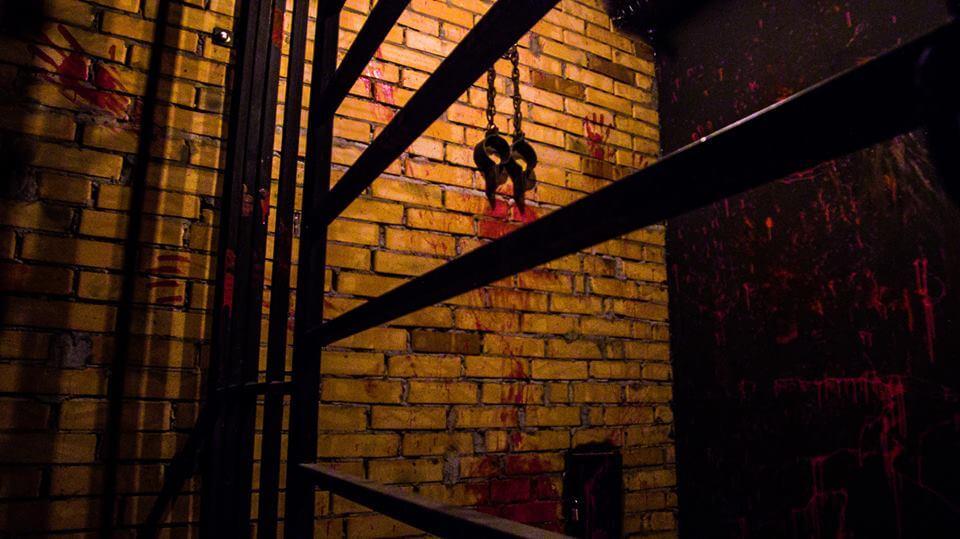 3 Фото квест комнаты Подвал маньяка 2.0 в городе Киев