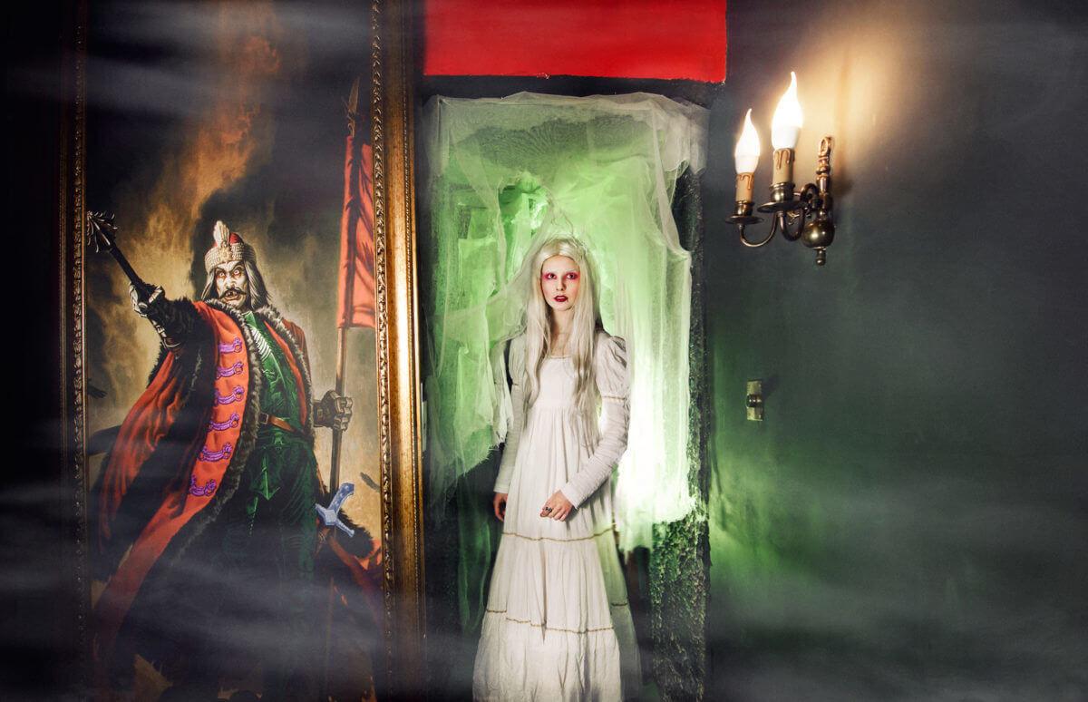 Картинка квест комнаты Узники Дракулы в городе Львов