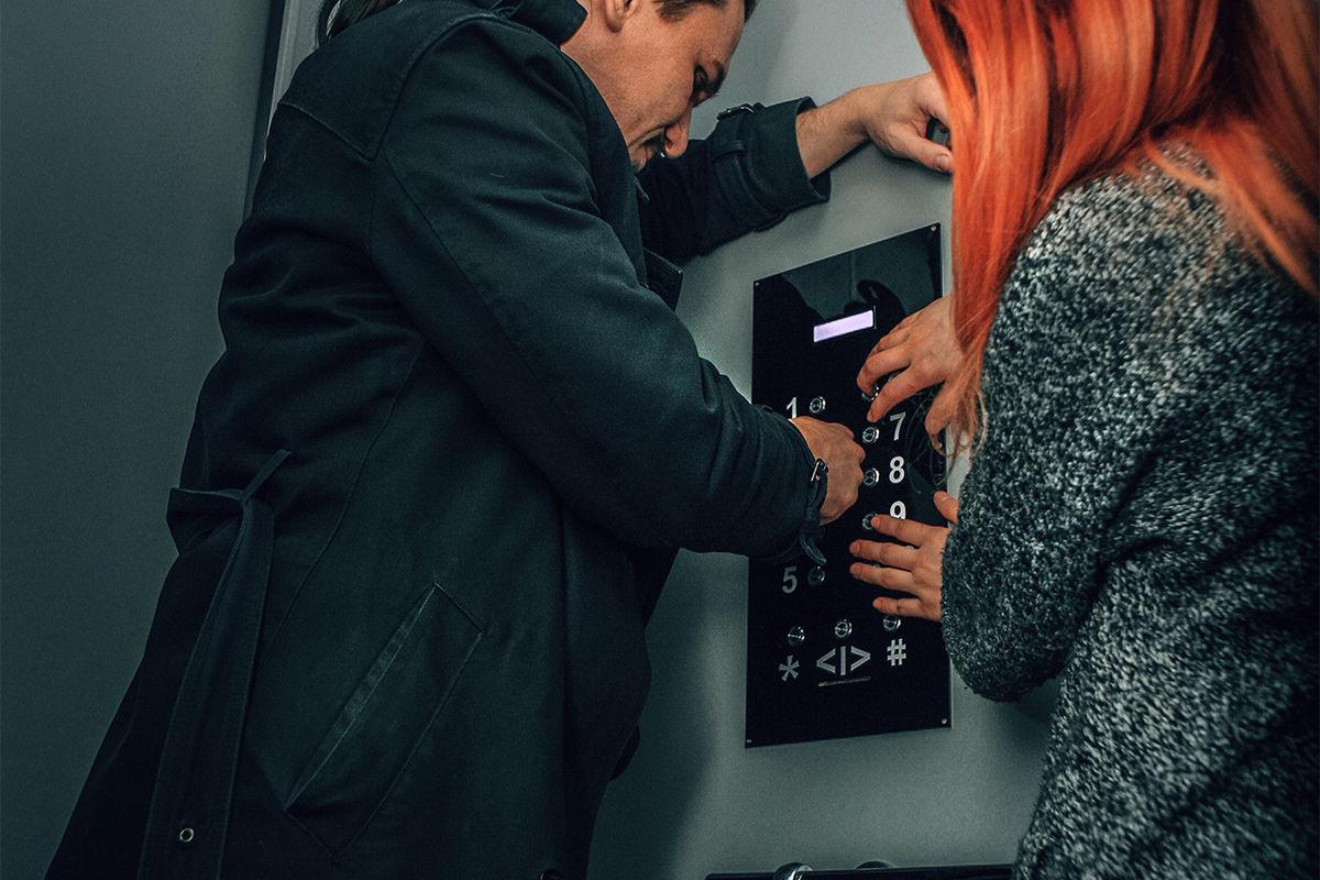 3 Фото квест комнаты Лифт в городе Киев