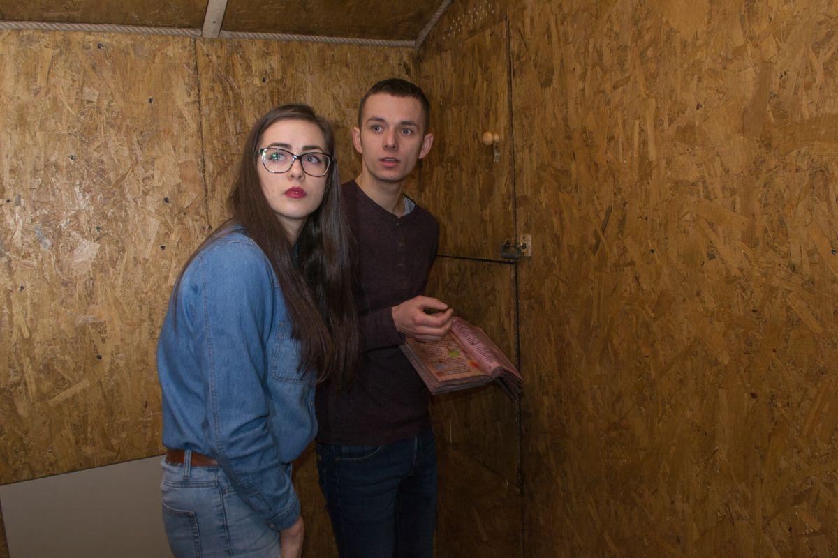 2 Фото квест комнаты Легенда Мольфара в городе Ровно