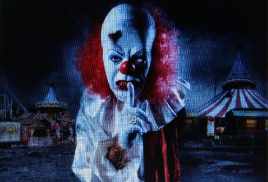 Фото квест комнаты Гримерна клоуна в городе Полтава