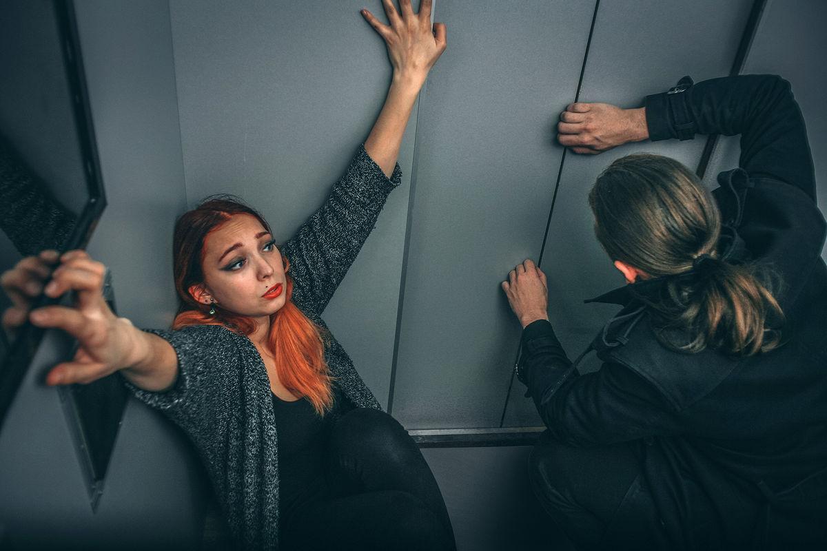 2 Фото квест комнаты Лифт в городе Киев