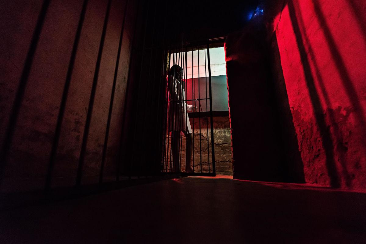 Картинка квест кімнати Карантин: вірус зомбі в городе Київ