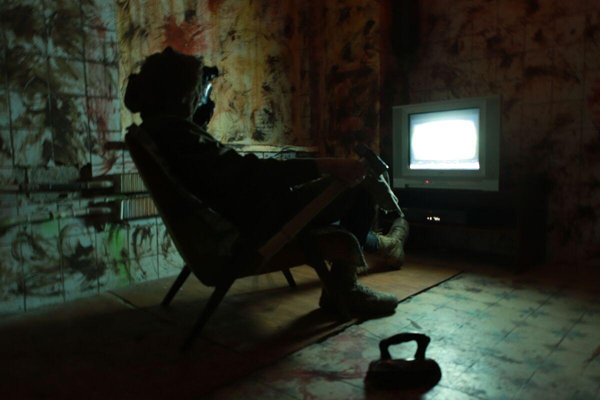 Фото квест кімнати Silent Hill. Alchemilla Asylum в місті Київ