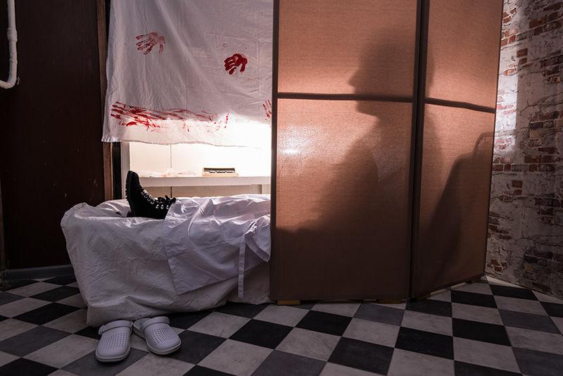 Картинка квест кімнати Resident Evil. Episode I в городе Київ