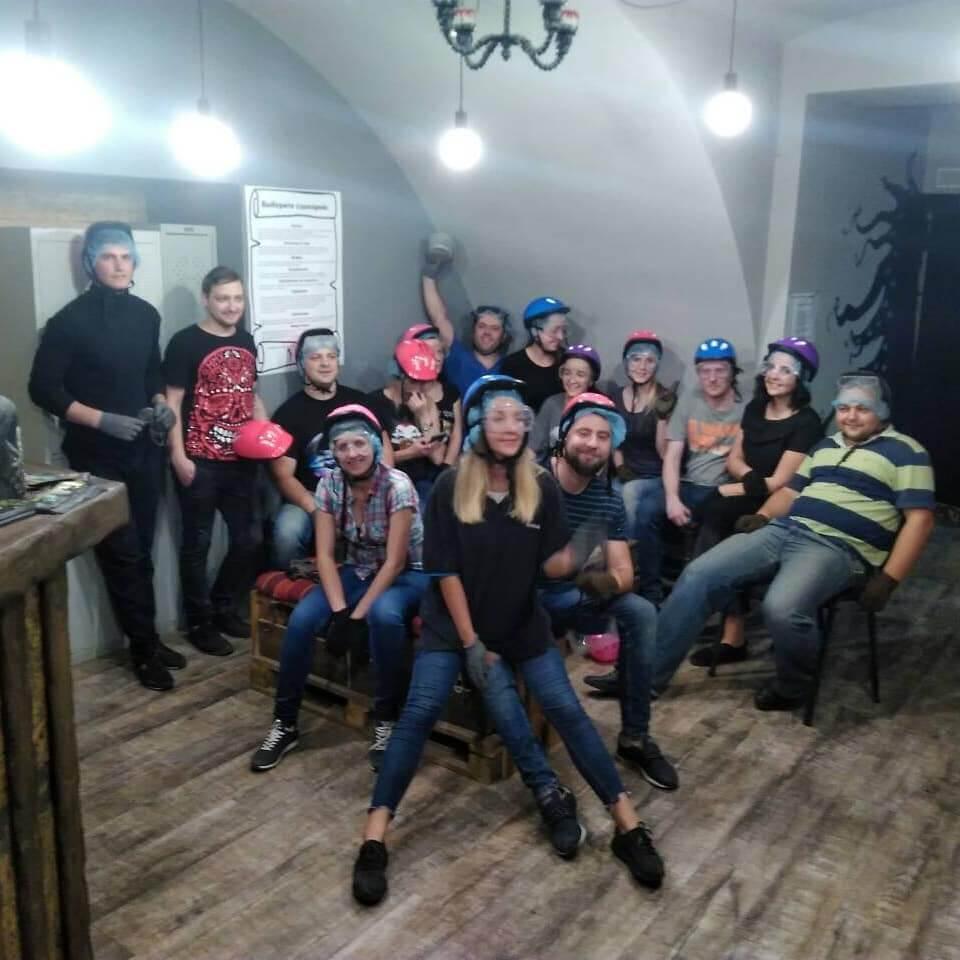 1 Фото квест кімнати Хованки в темряві в місті Одеса