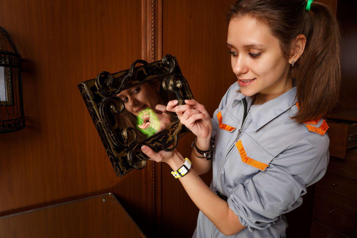 2 Фото квест кімнати Мисливці за привидами в місті Запоріжжя
