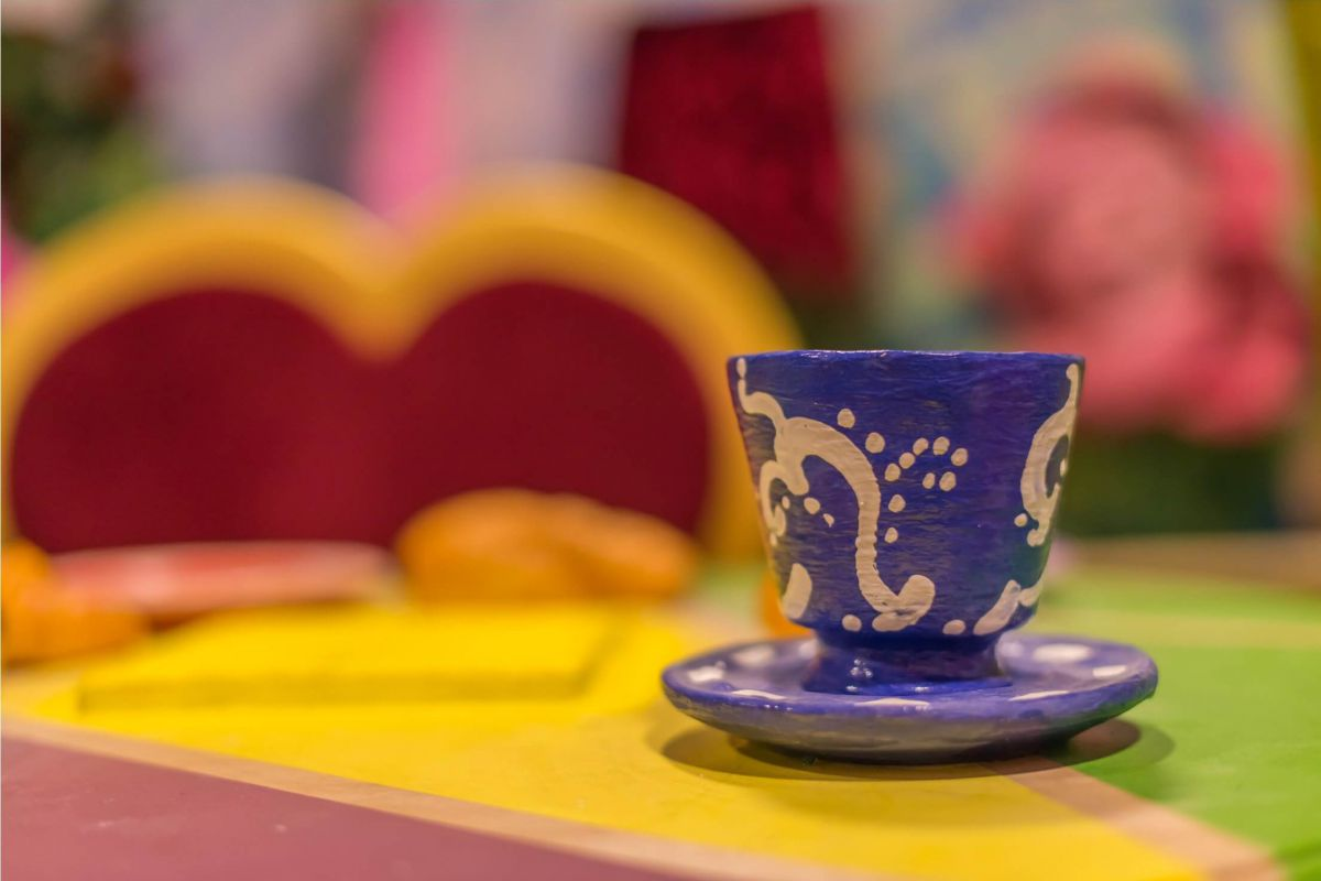 3 Фото квест комнаты Безумное чаепитие в городе Киев