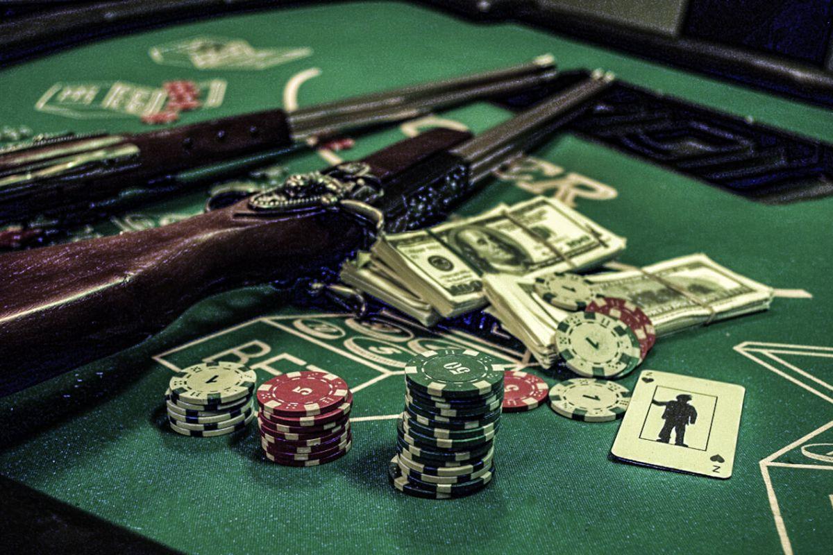 3 Фото квест комнаты Карты, деньги, два ствола в городе Киев