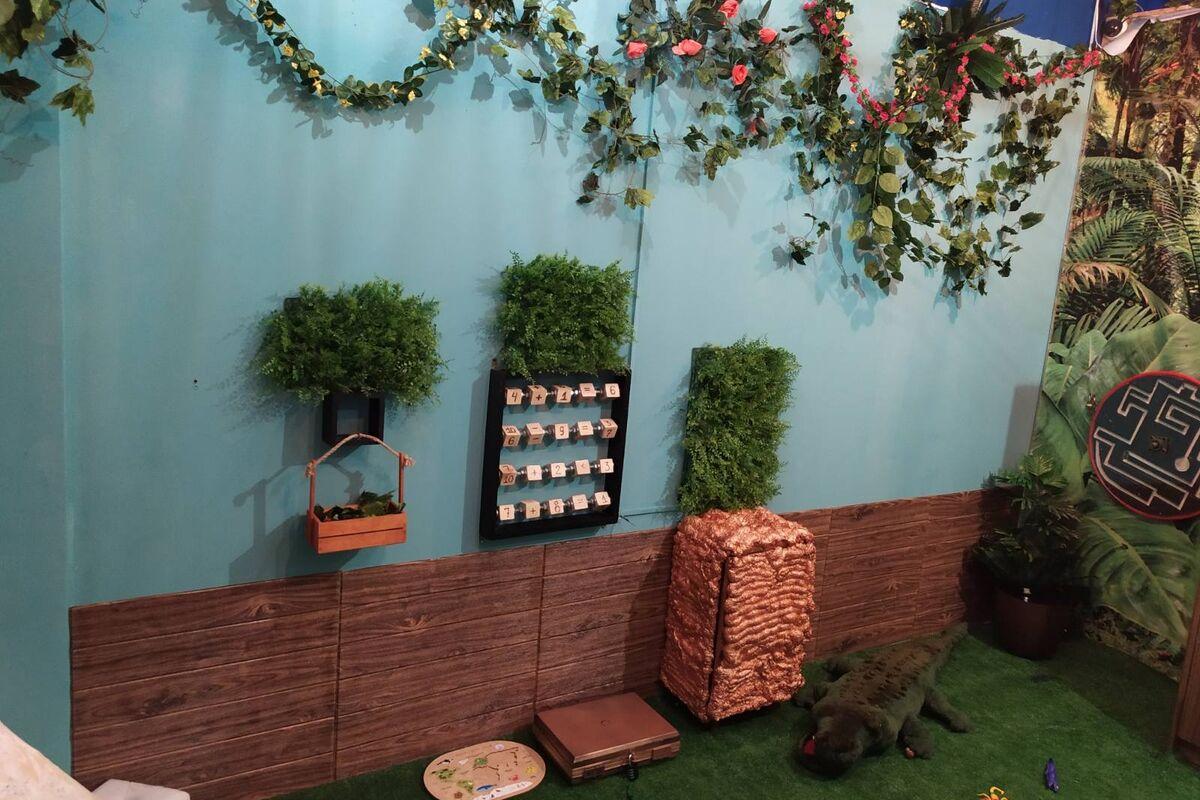 1 Фото квест кімнати Джуманджі.Поклик Джунглів в місті Дніпро