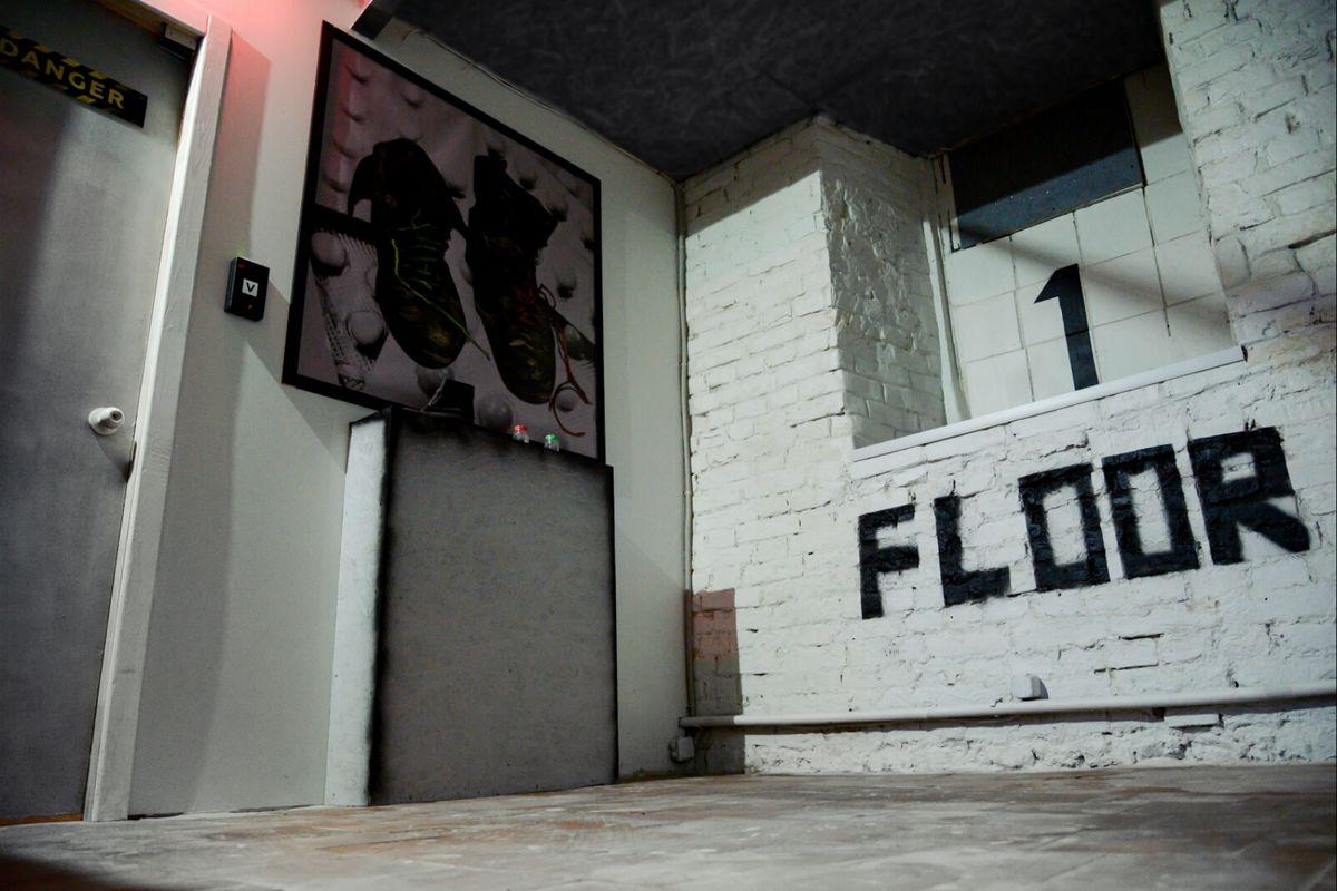 3 Фото квест комнаты Остров проклятых в городе Киев