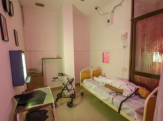 Фото квест кімнати Психіатричне відділення в місті Львів