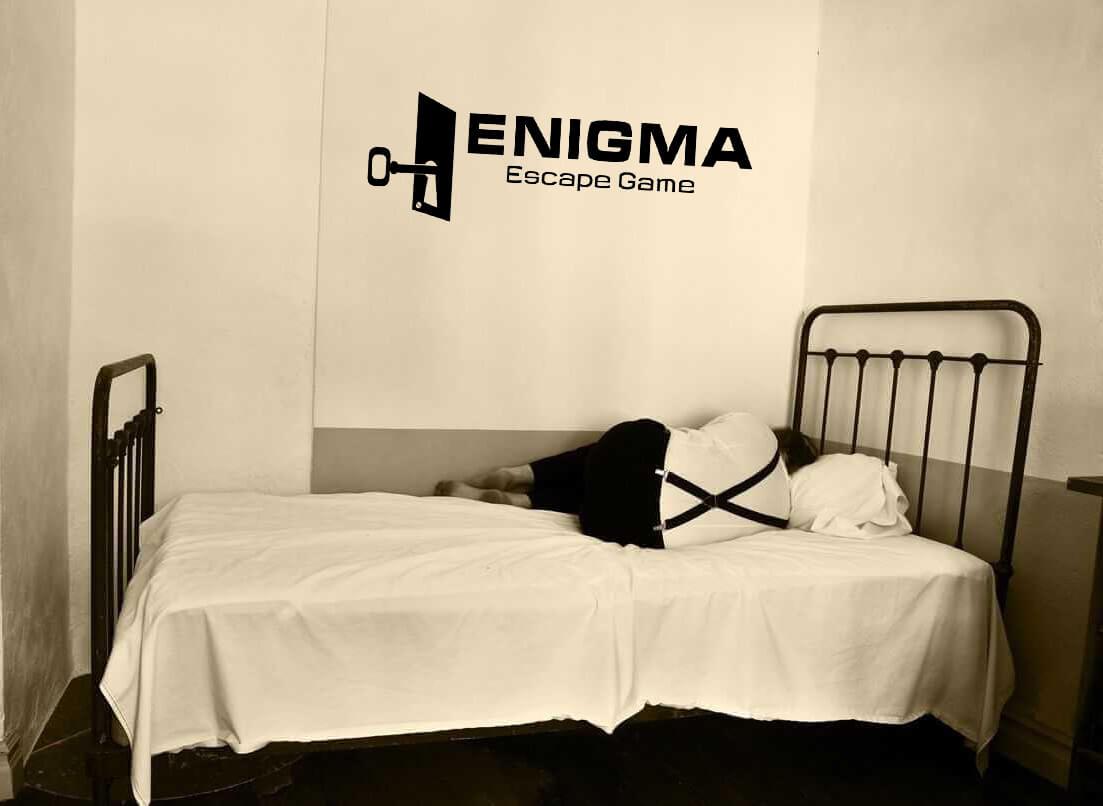 1 Фото квест комнаты Побег с психбольницы в городе Львов