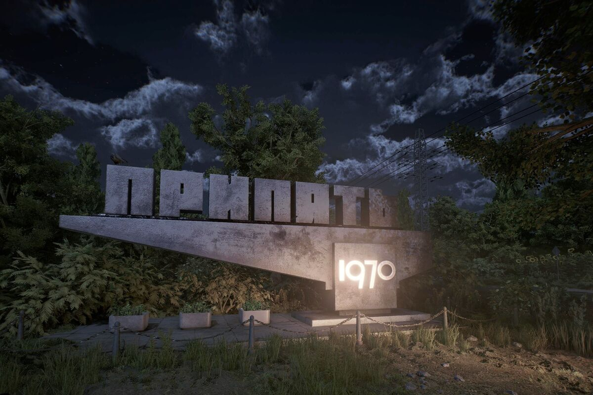 Картинка квест комнаты Chernobyl в городе Киев
