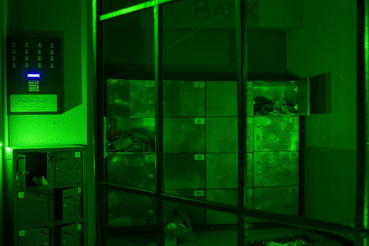 Картинка квест кімнати Ва-Банк: пограбування на Майдані в городе Київ