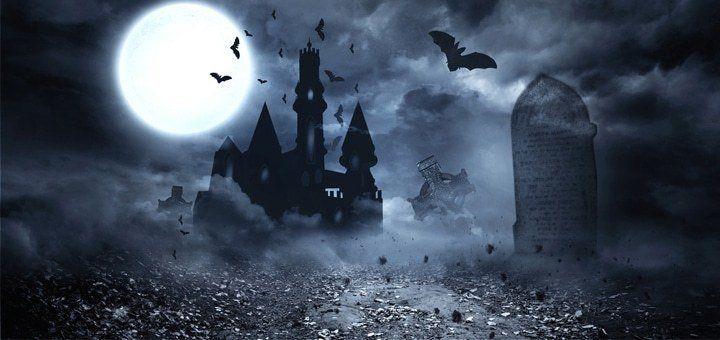 Картинка квест комнаты Дракула в городе Харьков