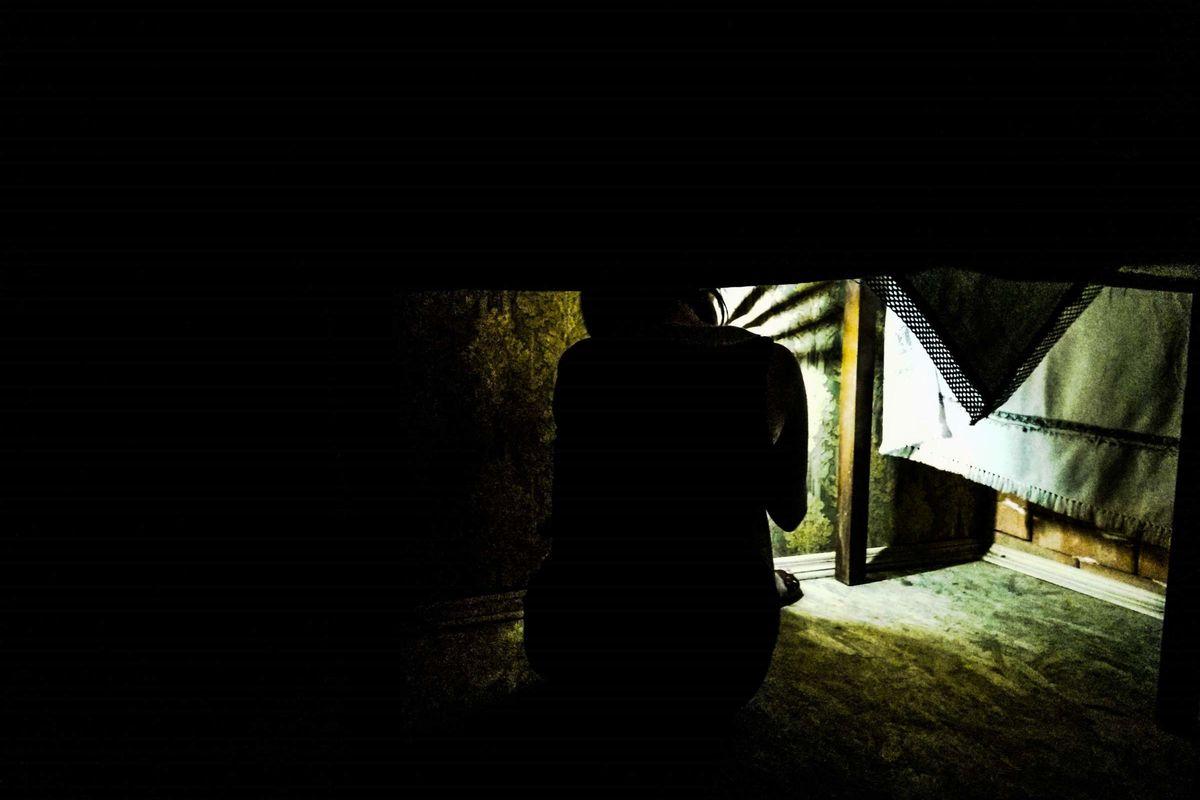 Фото квест комнаты Horror Story - История Ужасов в городе Киев