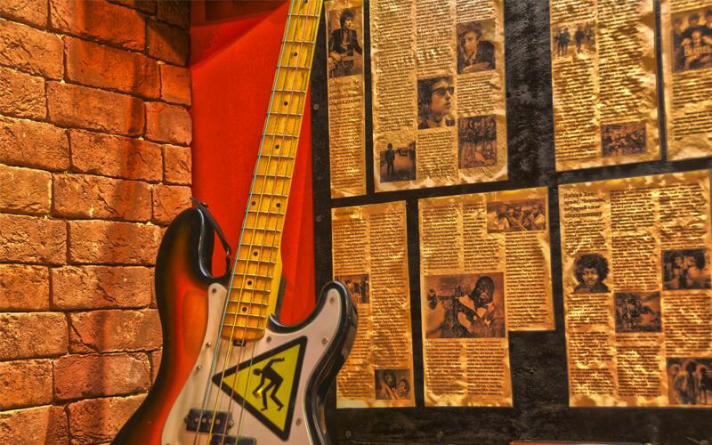 1 Фото квест комнаты Зал славы Rock'n'Roll в городе Киев