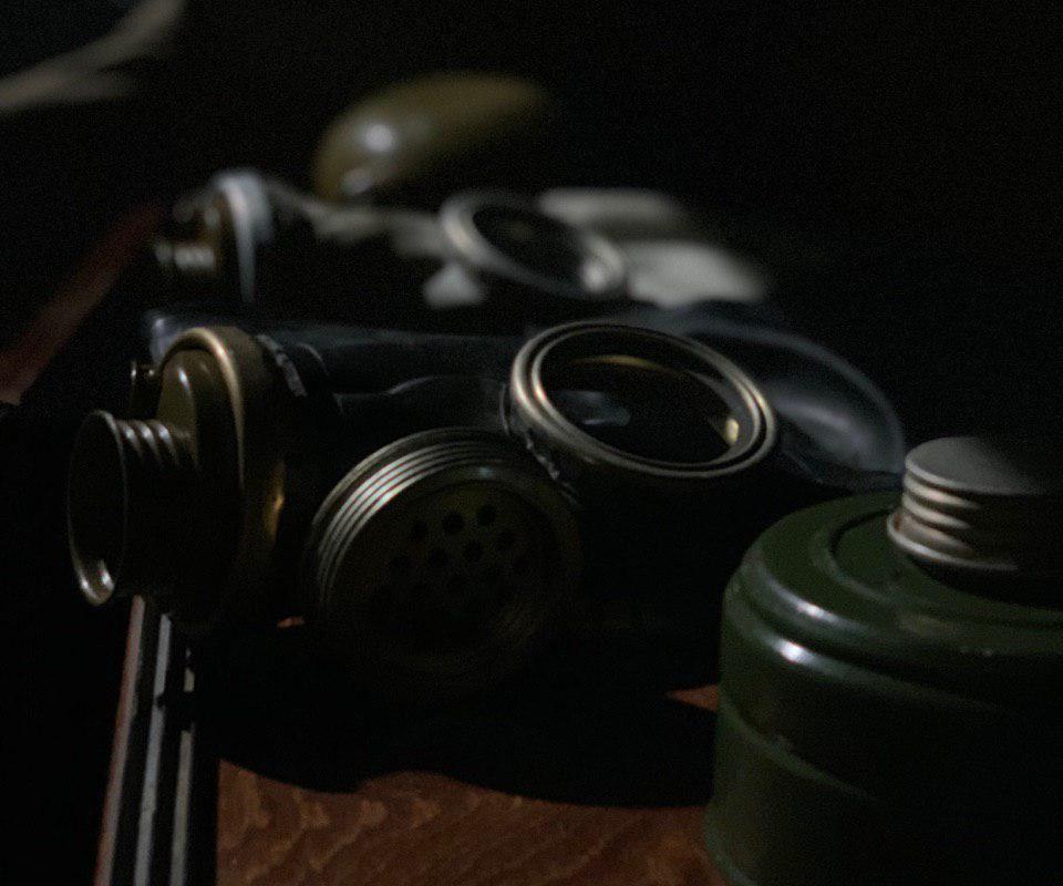 1 Фото квест кімнати Об'єкт [ЧАЕС] Б96 в місті Київ